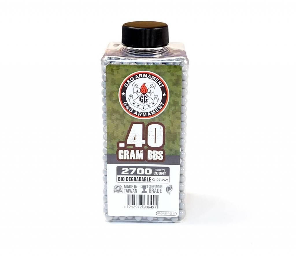 G&G G&G 2700 .40g Bio BB