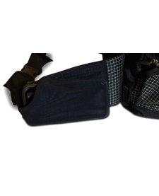 Thrupack Backpack Hip-Belt Black
