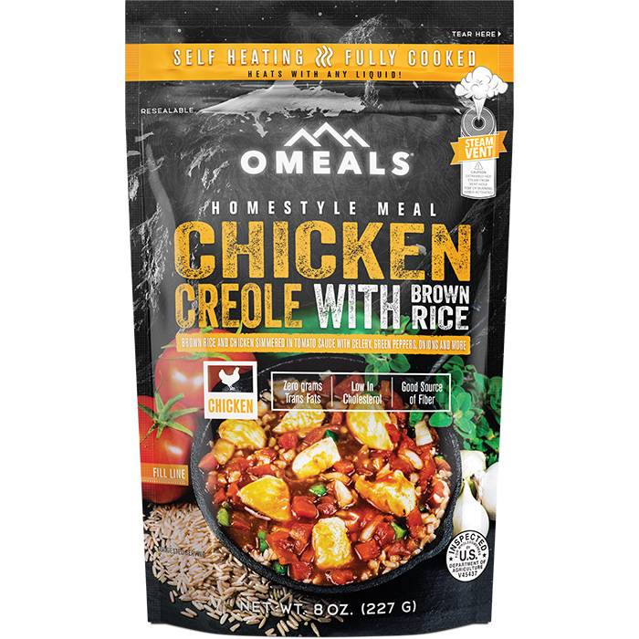 Omeal Omeal Homestyle Dinner Meals