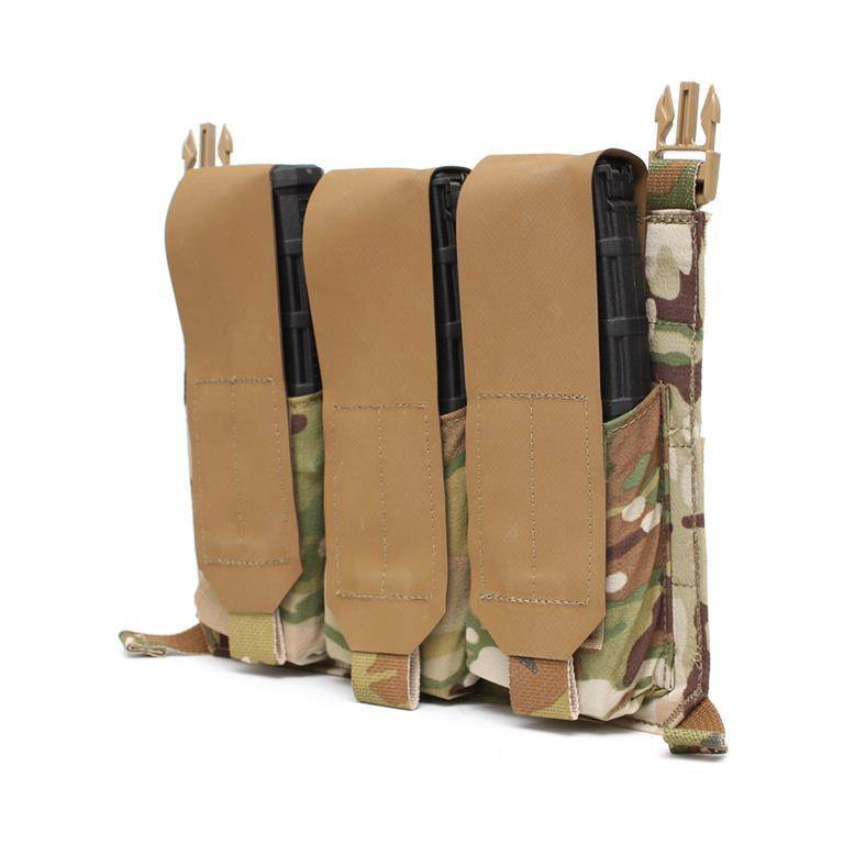 LBX LBX Triple M4 Lightweight Panel Multicam