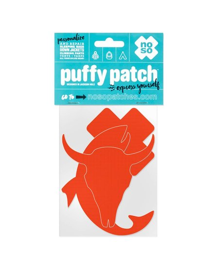 NoSo Puffy Patch Hook & Lasso