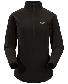 Arc'teryx Delta LT Zip Neck Womens