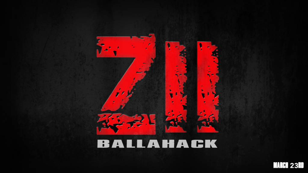 Ballahack Airsoft Z II All Day Zombie (March 23)