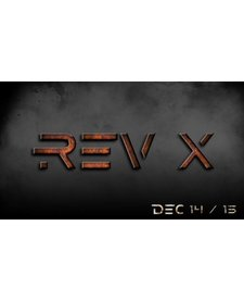 Revelations X (December 14th & 15th)