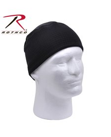 Rothco Grid Fleece Watch Cap Black
