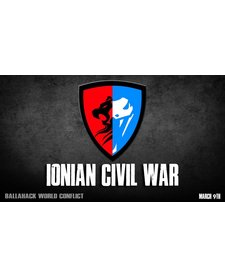 World Conflict Ionian Civil War (March 9th)