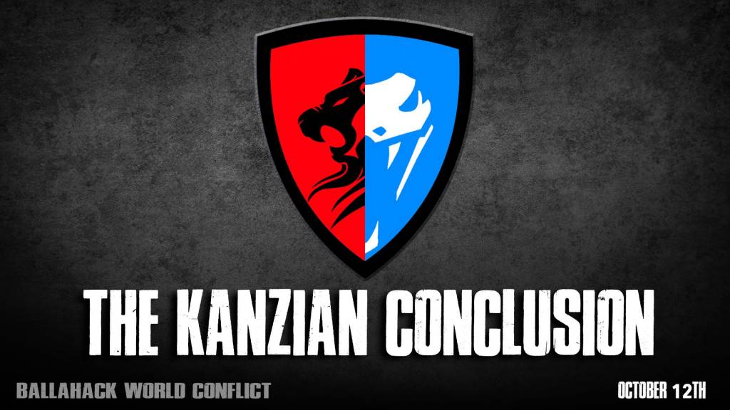 Ballahack Airsoft World Conflict The Kanzian Conclusion (October 12th)