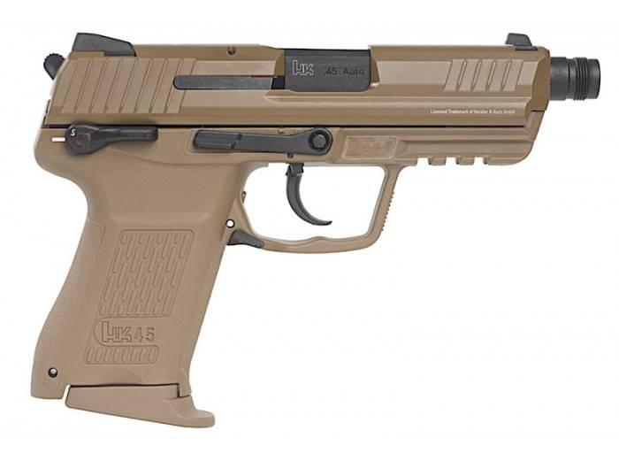 VFC VFC HK45CT GBB Pistol