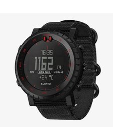 Suunto Core All Black Red