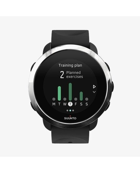 Suunto 3 Smart Watch Black