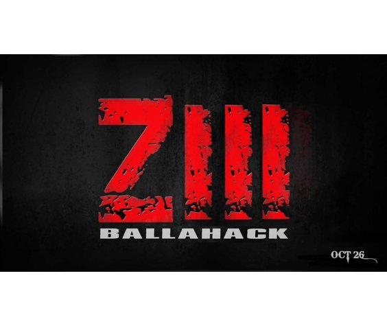Ballahack Airsoft Z III Survivor (October 26th)
