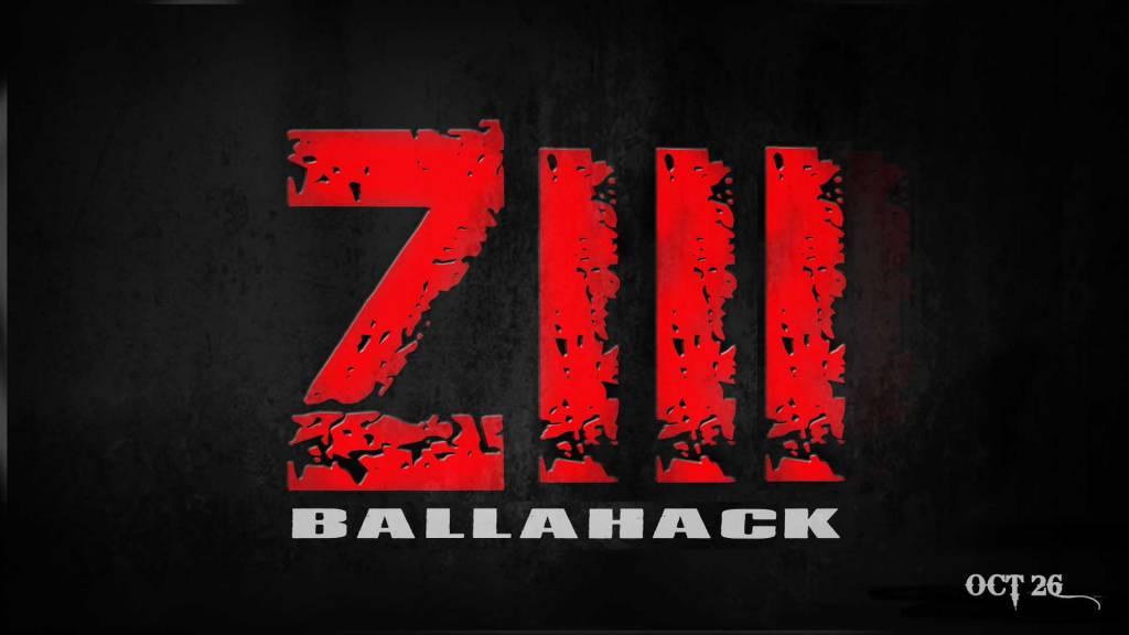 Ballahack Airsoft Z III Survivor (October 26th)