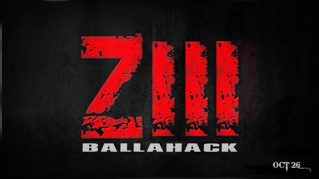 Ballahack Airsoft Z III All Day Zombie (October 26th)