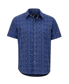 Marmot Lykken Short Sleeve Button Up