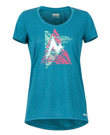 Marmot Womens Post Time Tee