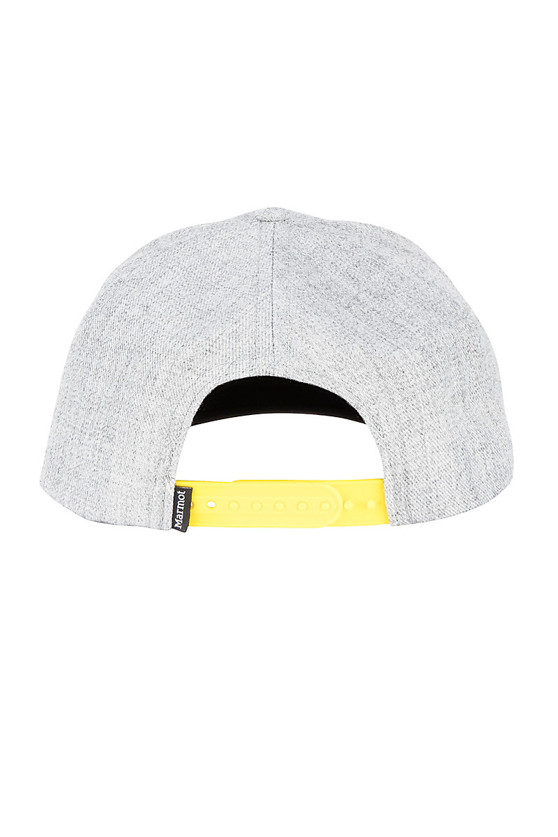 7e2afc3f Marmot Poincenot Hat Grey Storm / Sienna Red - Ballahack Outdoor