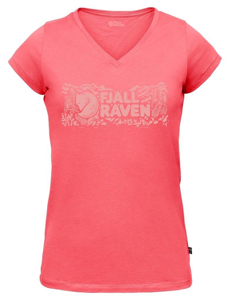 Fjällräven Fjällräven Logo Stamp T-Shirt Womens