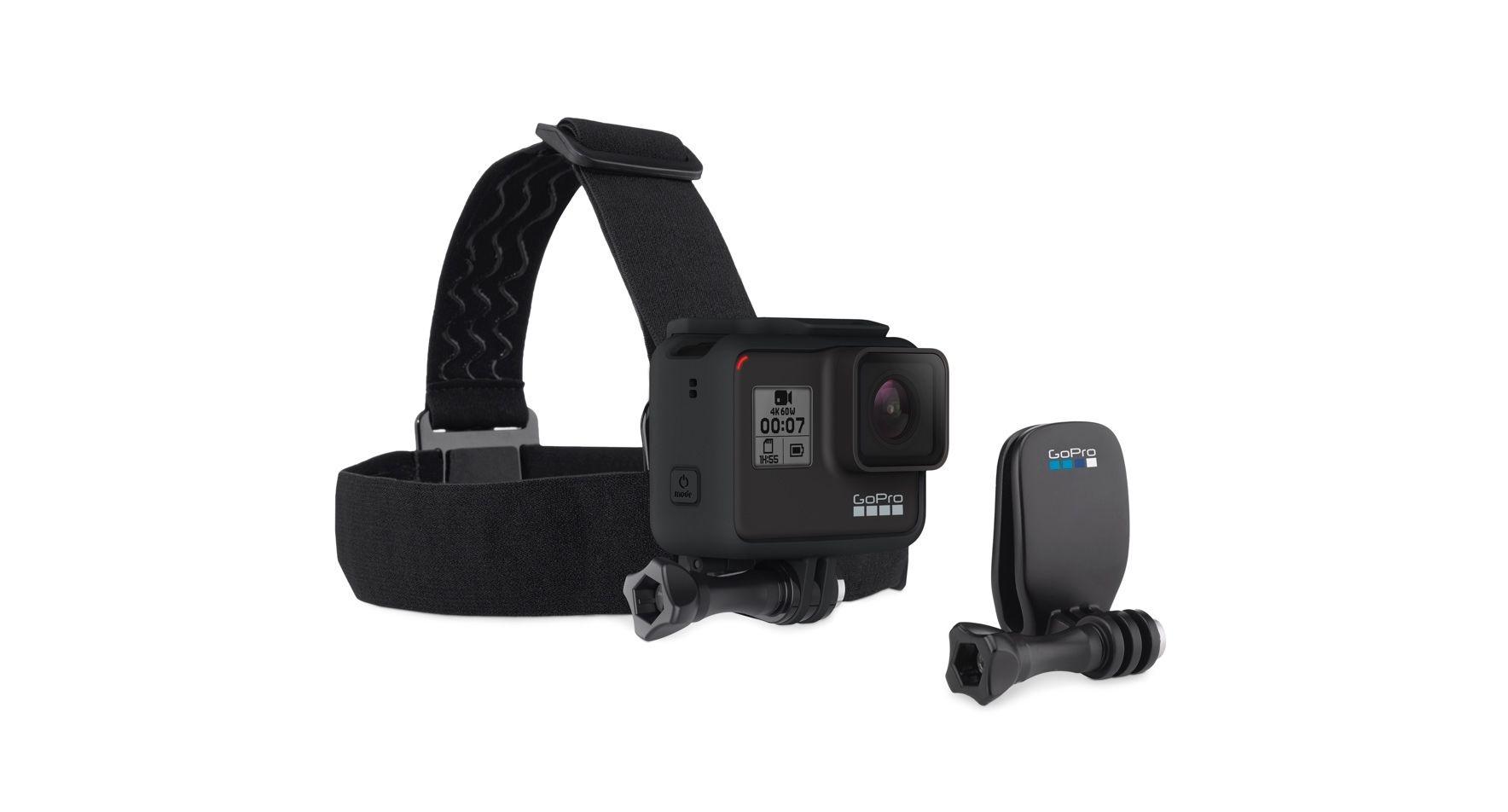 GoPro GoPro Head Strap + Quick Clip