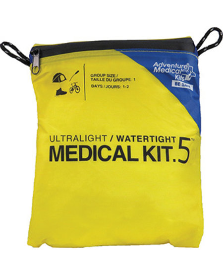 Adventure Medical Ultralight Watertight Medical Kit .5