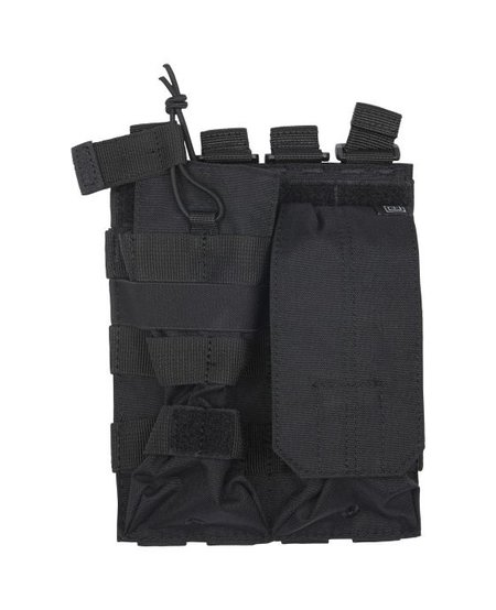 5.11 Double AK Bungee Mag Pouch w/Cover