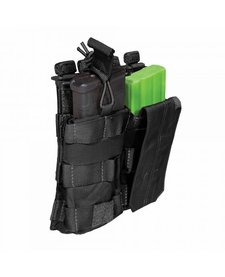 5.11 Double AR Bungee Mag Pouch w/Cover
