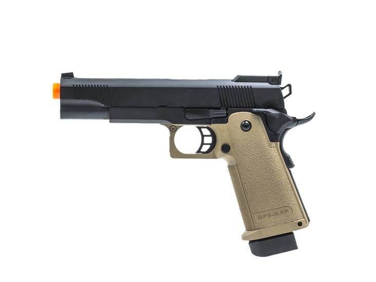 JAG Arms GM5 GBB Pistol 5.1
