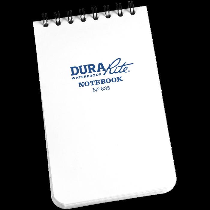 Rite in the Rain Rite in the Rain Durarite 3x5 Notebook White