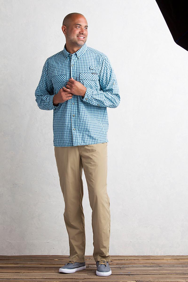 Exofficio Exofficio Mens Sol Cool Nomad Pants