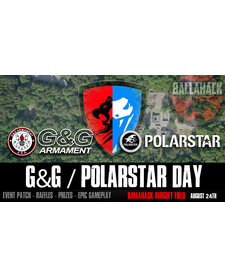 G&G / Polarstar Day at Ballahack Airsoft (August 24th)