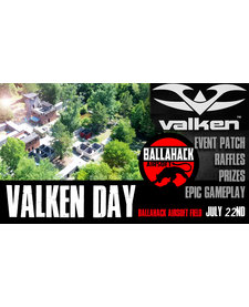 Valken Day at Ballahack Airsoft (July 27th)