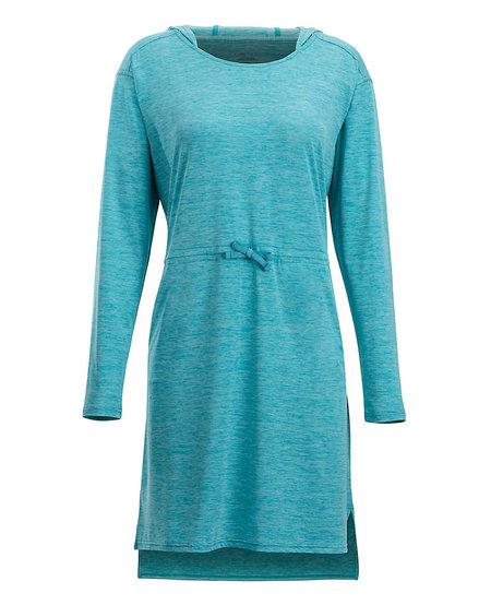 Exofficio Womens Sol Cool Kaliani Hoody Dress