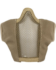 Valken Tactical Tango Mesh Mask Tan