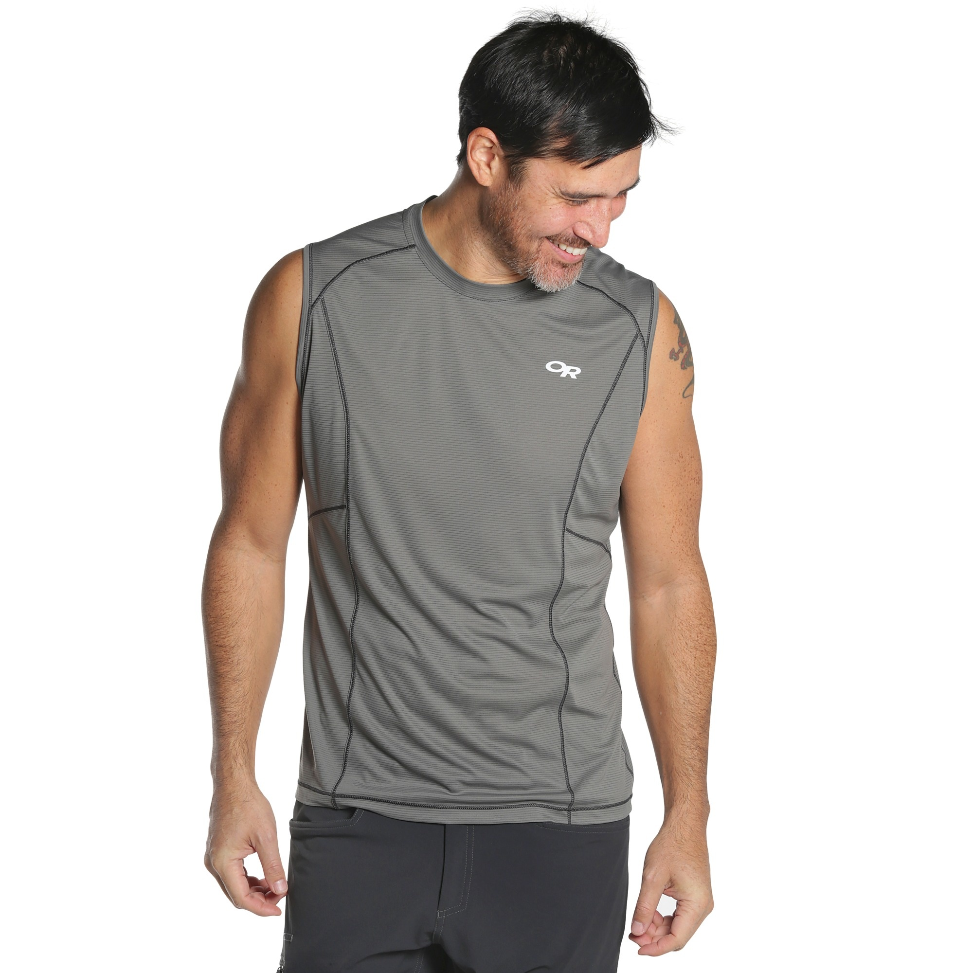 Outdoor Research Outdoor Research Mens Echo Tank