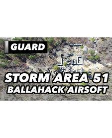Storm Area 51 Ballahack Airsoft GUARD