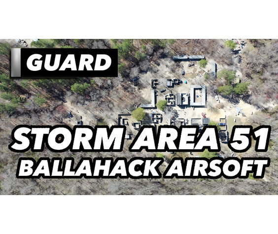Ballahack Airsoft Storm Area 51 Ballahack Airsoft GUARD