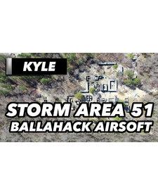 Storm Area 51 Ballahack Airsoft KYLE