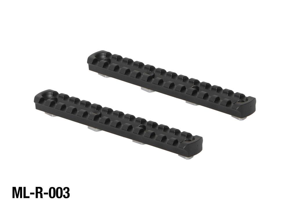 Ares Amoeba M-LOK Rail Segments
