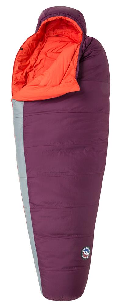 Big Agnes Big Agnes Blue Lake 25 Womens Petite Sleeping Bag