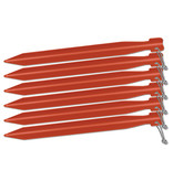 Big Agnes Big Agnes Tent Stakes: Pack of 6