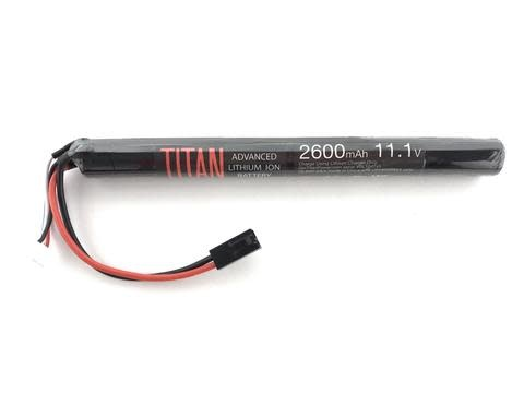 Titan Power Titan Power 11.1V 2600 mAh Li-Ion Stick Battery Tamiya