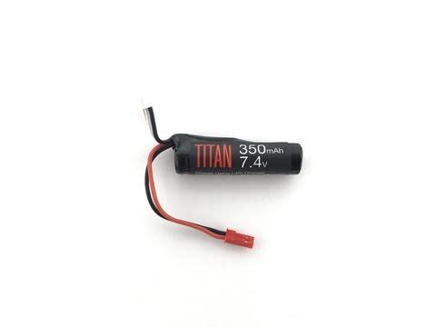 Titan Power Titan Power HPA 7.4v 350mAh Battery