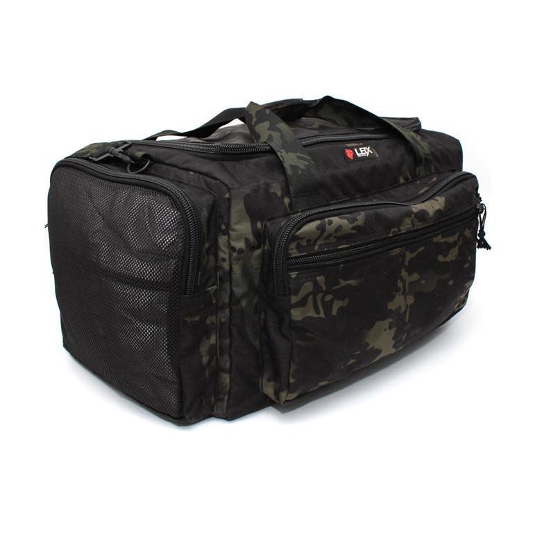 LBX LBX MAP Duffel Bag