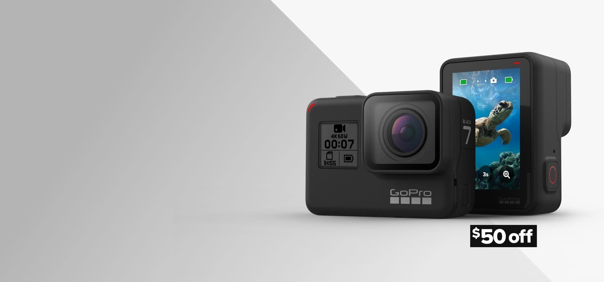 GoPro GoPro HERO7 Black w/ SD Card