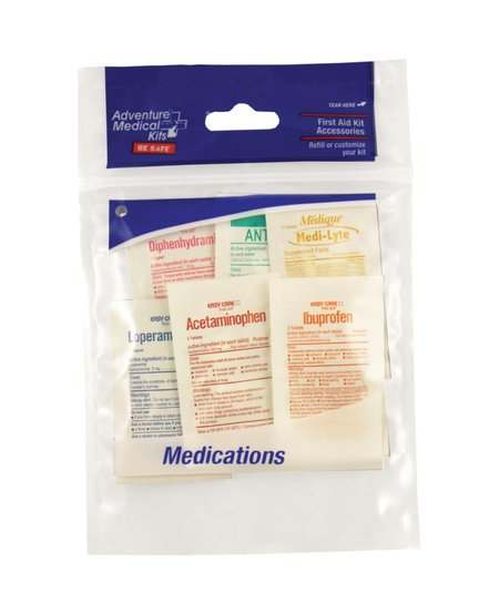 Adventure Medical Kits Medications Refill