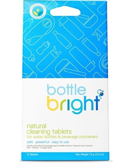 HydroPak Bottle Bright Cleaning Tablets