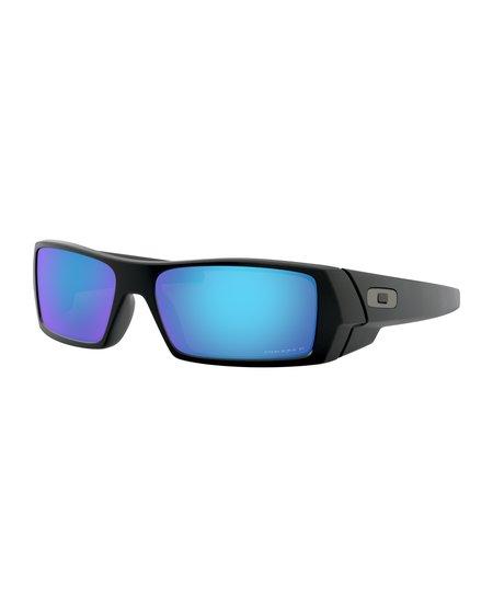 Oakley Gascan Matte Black Prizm Sapphire Polarized
