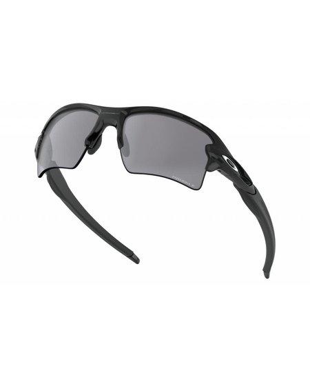 Oakley Flak 2.0 XL Polished Black w/ Prizm Black Polarized