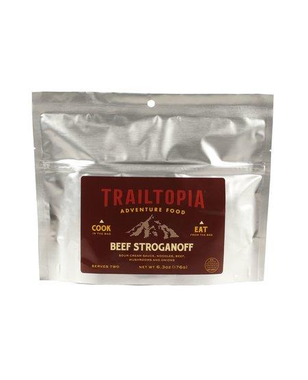 Trailtopia Beef Stroganoff
