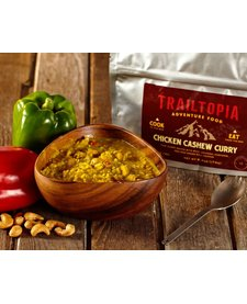 Trailtopia Cashew Chicken Curry