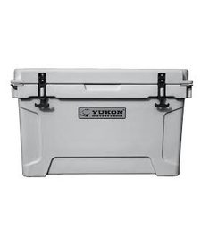 Yukon 45QT Hard Cooler Grey